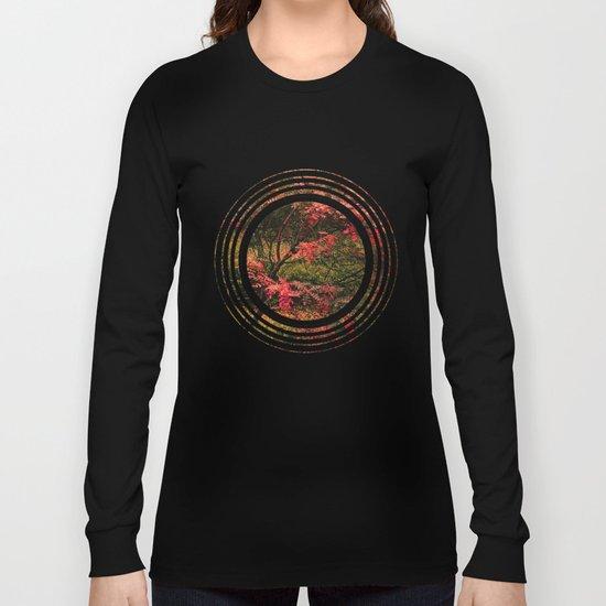Autumn in the Garden 2 Long Sleeve T-shirt