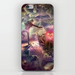 The Heart of Darkness iPhone Skin