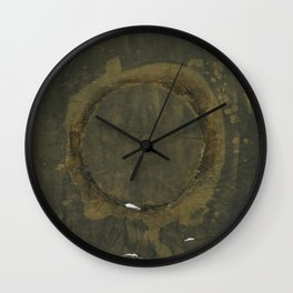 The Third Nothing Wall Clock