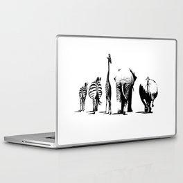 Animal Bums Laptop & iPad Skin