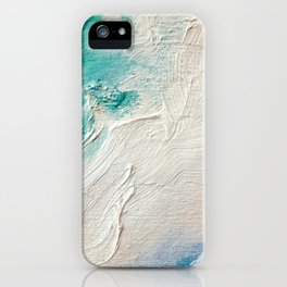 The Fact That You Move So Beautifully More or Less Takes Care of Futurism  iPhone Case