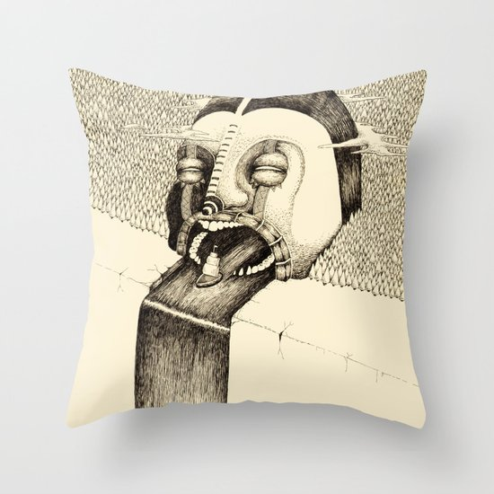 'Fall' Throw Pillow