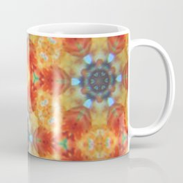 Orange Blossom and Blue Jeans Coffee Mug