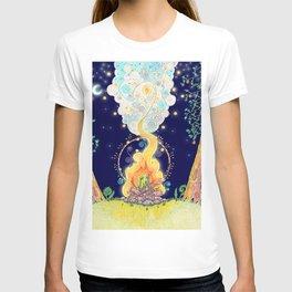 Woodland Campfire T-shirt