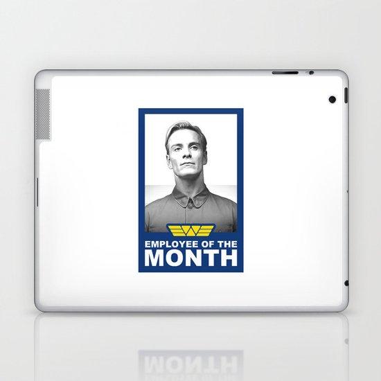 Prometheus - David 8 - Employee of the month Laptop & iPad Skin