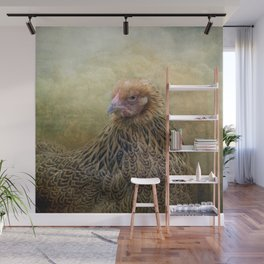 In a Fowl mood... Wall Mural