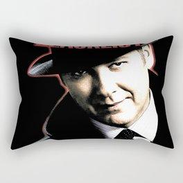 Blacklist Rectangular Pillow