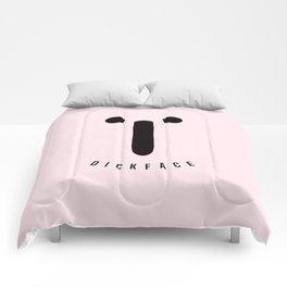 DICKFACE Comforters