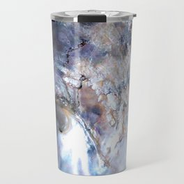 Shell Abstract Travel Mug
