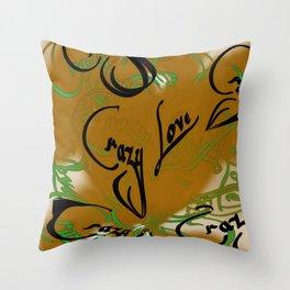 DesignerPattern5176 Throw Pillow