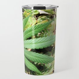 Succulent Sativa Travel Mug