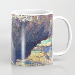 Approaching Snowstorm - Digital Remastered Edition Coffee Mug