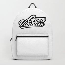Good Vibration Backpack