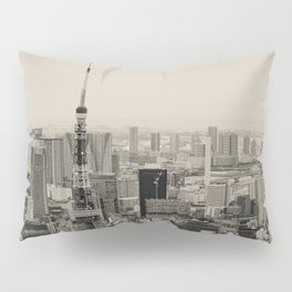 Sepia Tokyo Pillow Sham