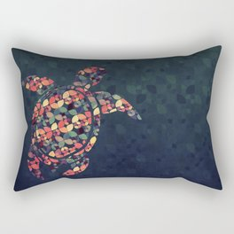 The Pattern Tortoise Rectangular Pillow