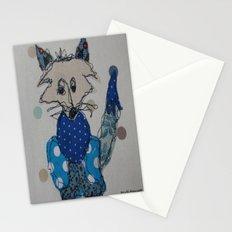 Mr Foxy Stationery Cards