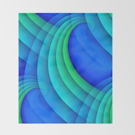 time for abstraction -20- Throw Blanket