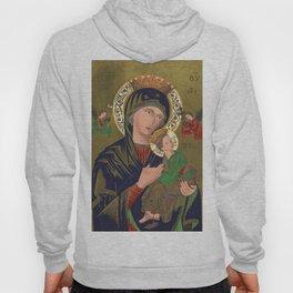 Our Lady of Perpetual Help, 1870 Hoody