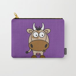 Ooh Zoo – farm-series, Cow Carry-All Pouch