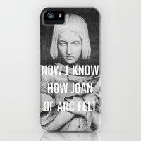 Joan of Arc iPhone (5, 5s) Slim Case