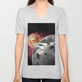 earth exodus Unisex V-Neck