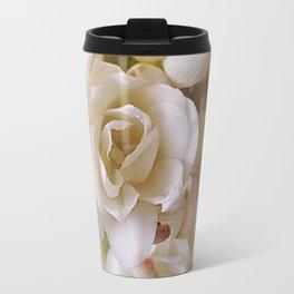 WHITE NARD Travel Mug