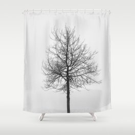 Naked Shower Curtain