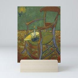Gauguin's Chair Mini Art Print