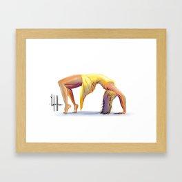blackrose Framed Art Print