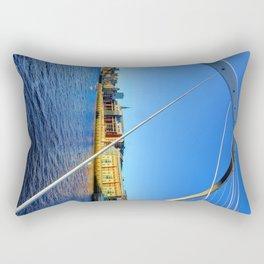 Millennium Bridge Rectangular Pillow