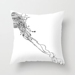 memetics Throw Pillow