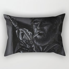 Twin Peaks - The Woodsman Rectangular Pillow