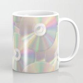 DVD Color Coffee Mug