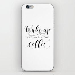 PRINTABLE Art,COFFEE BAR,Coffee Sign,Coffee Sign,Coffee Decor,But First Coffee,Kitchen Decor iPhone Skin