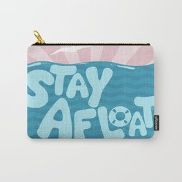 ST\Y AFLOAT Carry-All Pouch