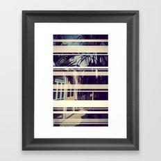 Island Escape  Framed Art Print