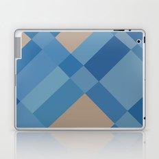 Palm Springs Blue 45 Laptop & iPad Skin