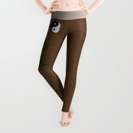 The Balance of Yin Yang Leggings