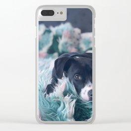 SleepPup Clear iPhone Case