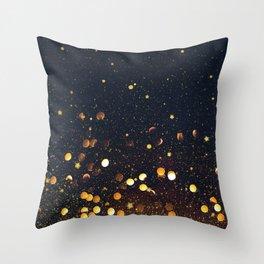 Light Touches Throw Pillow