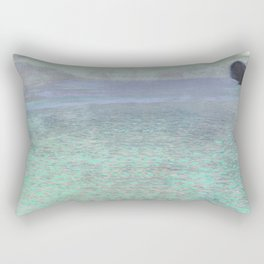 Klimt at Attersee Rectangular Pillow