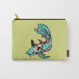 AriZona Butterfly Koi Carry-All Pouch