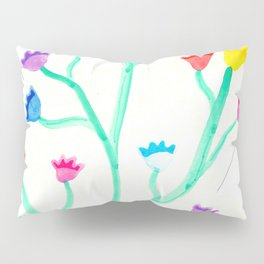 Cheerio Box Vine Pillow Sham