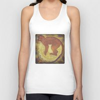 journey Tank Tops featuring Journey by SpaceFrogDesigns