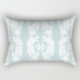 Heather and Crystal Collection Rectangular Pillow