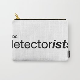Detectorists Carry-All Pouch
