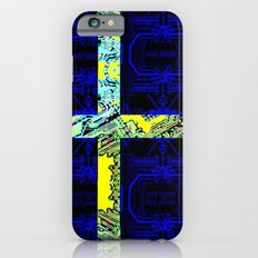 circuit board Sweden (Flag) Slim Case iPhone 6s