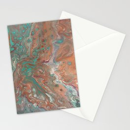 """""""Copperopolis"""" by Laurie Ann Hunter Stationery Cards"""