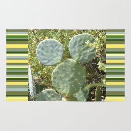 Mickey Cactus | Greek Nature Rug