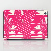 yetiland iPad Cases featuring Red Dessert by Yetiland